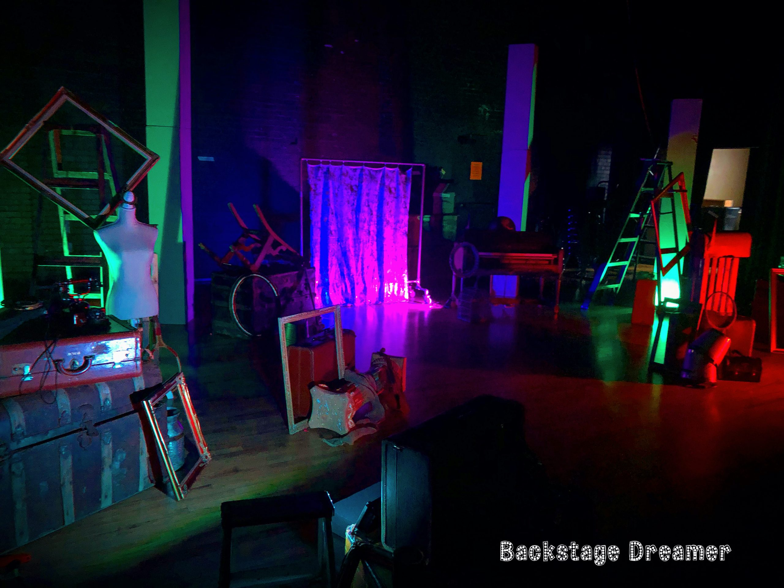 Creative Light Design Tips for Theatre Teachers